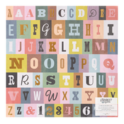 Gold Foil Specialty Paper - Market Square - Maggie Holmes - PRE ORDER