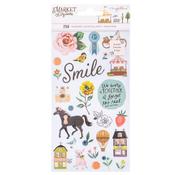 Market Square Sticker Book - Maggie Holmes