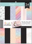 Muted Colors Big Pre-Punched Cardstock Photo Pages - Me & My Big Ideas