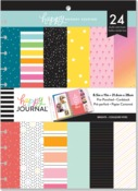Bright Big Pre-Punched Cardstock Photo Pages - Me & My Big Ideas