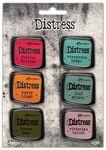 Distress Pin Set 9 - Tim Holtz