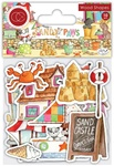 Sandy Paws Wooden Shapes - Craft Consortium