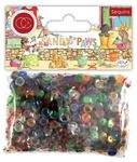 Sandy Paws Sequins - Craft Consortium