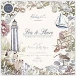 Sea & Shore 6x6 Paper Pad - Craft Consortium