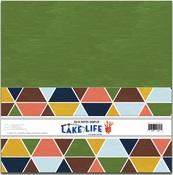 Lake Life Cardstock Pack - Fancy Pants