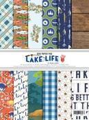 Lake Life 6x8 Pad - Fancy Pants