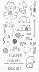 BB I Knead You Clear Stamps - My Favorite Things