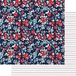 Love Blooms Paper - My Type - Fancy Pants