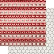 Rudolph's Run Paper - Cozy Christmas - Fancy Pants