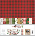 Cozy Christmas Collection Kit - Fancy Pants - PRE ORDER