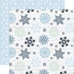 Sparkling Snow Paper - Winter - Echo Park - PRE ORDER