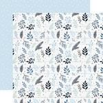 Snowy Sprigs Paper - Winter - Echo Park - PRE ORDER