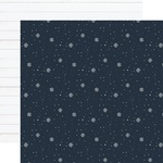 Snowflake Kisses Paper - Winter - Echo Park - PRE ORDER