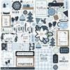 Winter Element Sticker - Echo Park