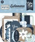 Winter Ephemera - Echo Park - PRE ORDER
