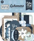 Winter Ephemera - Echo Park