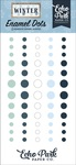 Winter Enamel Dots - Echo Park - PRE ORDER