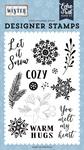 Cozy Winter Stamp Set - Winter - Echo Park