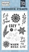 Cozy Winter Stamp Set - Winter - Echo Park - PRE ORDER