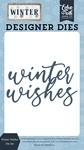 Winter Wishes Die Set - Winter - Echo Park