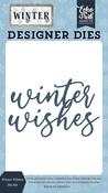 Winter Wishes Die Set - Winter - Echo Park - PRE ORDER