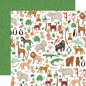 Wild Side Paper - Animal Kingdom - Echo Park