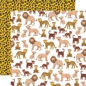 Feline Family Paper - Animal Kingdom - Echo Park