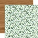 Jungle Floor Paper - Animal Kingdom - Echo Park