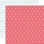 Flock of Flamingos Paper - Animal Kingdom - Echo Park