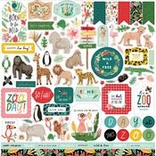 Animal Kingdom Element Sticker - Echo Park