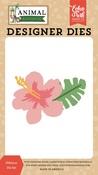 Hibiscus Die Set - Animal Kingdom - Echo Park