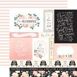 Journaling Cards Paper - Wedding - Echo Park - PRE ORDER
