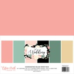 Wedding Solids Kit - Echo Park - PRE ORDER