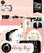 Wedding Ephemera - Echo Park - PRE ORDER