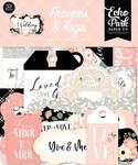 Wedding Frames & Tags Ephemera - Echo Park - PRE ORDER