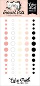 Wedding Enamel Dots - Echo Park - PRE ORDER