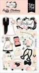 Wedding Puffy Stickers - Echo Park
