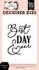 Best Day Ever Die Set - Wedding - Echo Park