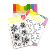Galina's Snowflakes Combo - Waffle Flower Crafts