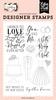 Here's To Love Stamp Set - Wedding - Echo Park