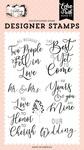 Our Wedding Stamp Set - Wedding - Echo Park
