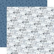 Bundle Up Paper - Welcome Winter - Carta Bella - PRE ORDER