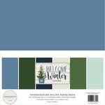 Welcome Winter Solids Kit - Carta Bella