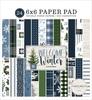 Welcome Winter 6x6 Paper Pad - Carta Bella