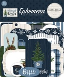 Welcome Winter Ephemera - Carta Bella