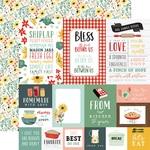 Multi Journaling Cards Paper - Sunflower Market - Carta Bella
