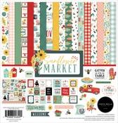 Sunflower Market Collection Kit - Carta Bella