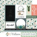 Multi Journaling Cards Paper - Gather At Home - Carta Bella