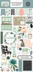 Gather At Home 6x13 Chipboard Accents - Carta Bella