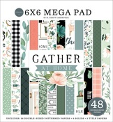 Gather At Home Cardmakers 6X6 Mega Pad - Carta Bella